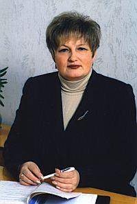 Уфімцева Світлана Василівна